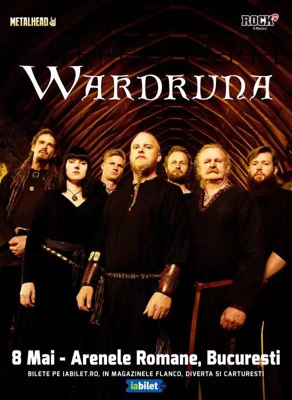 Wardruna concert afis