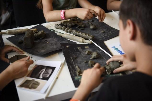 Art Safari Kids 3_Diana_Oros afiș