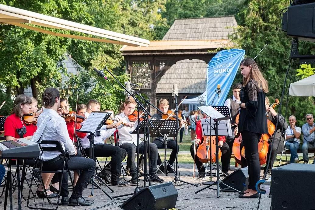 Festivalul Internațional George Enescu - Orasul Canta