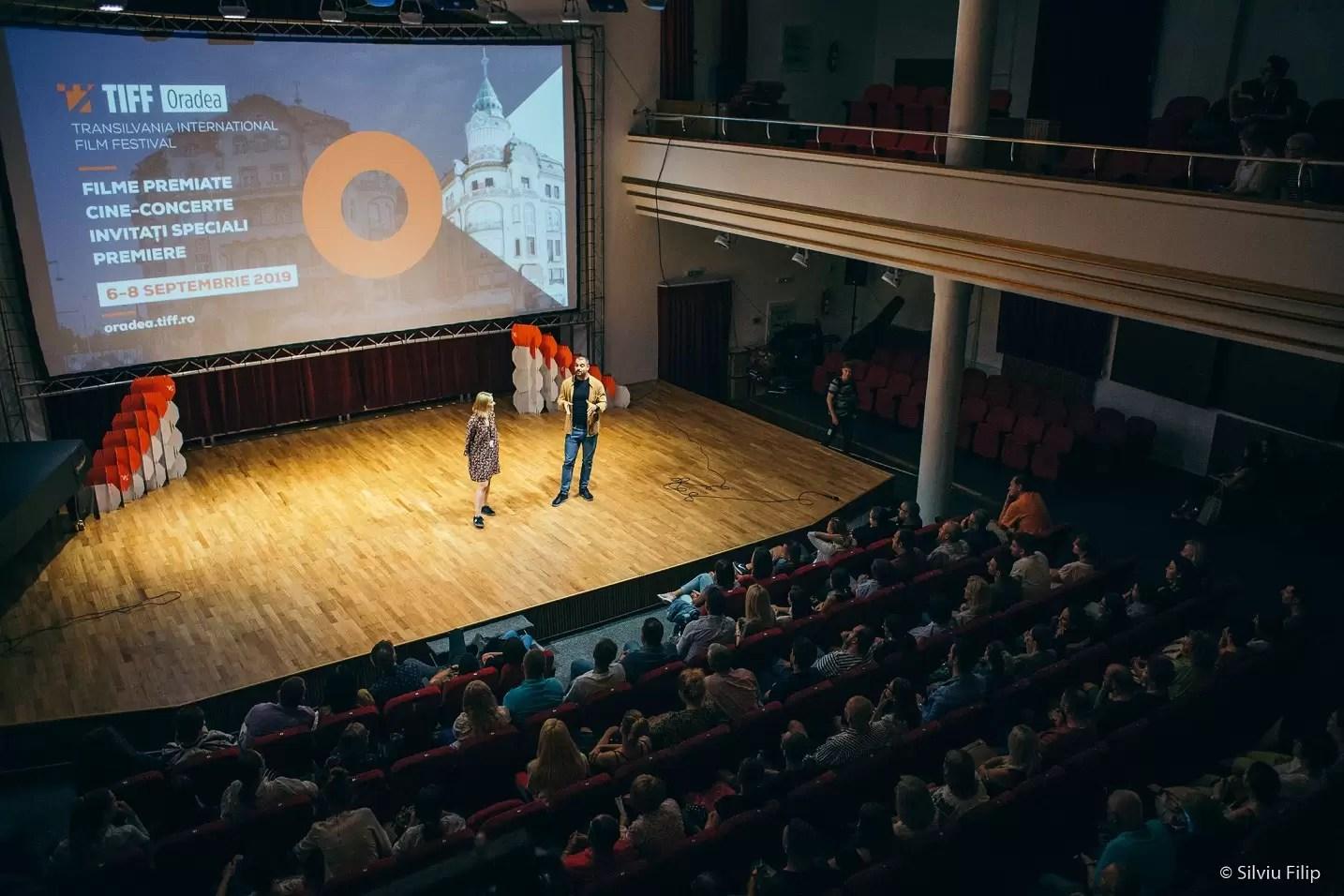 Proiectia La Gomera - TIFF Oradea 2019 afiș