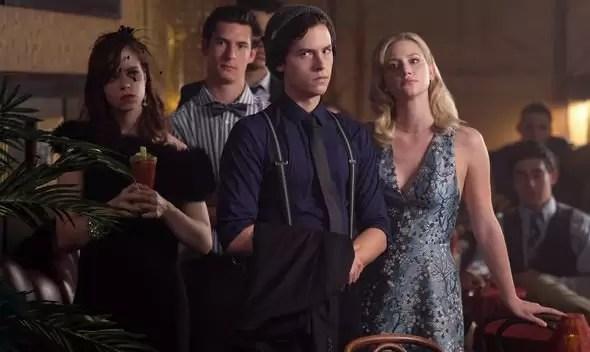 afiș Riverdale sezonul 4