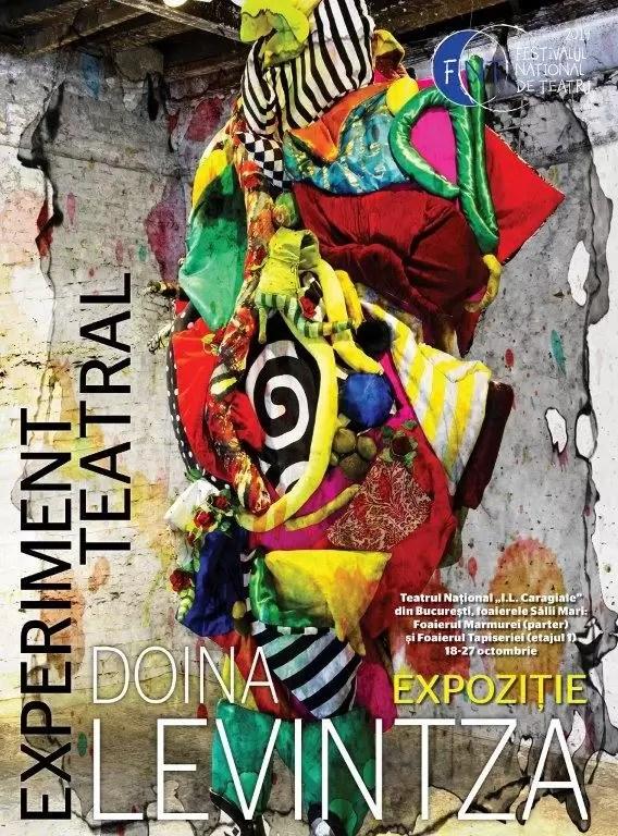 Expoziții în Festivalul Național de Teatru 2019