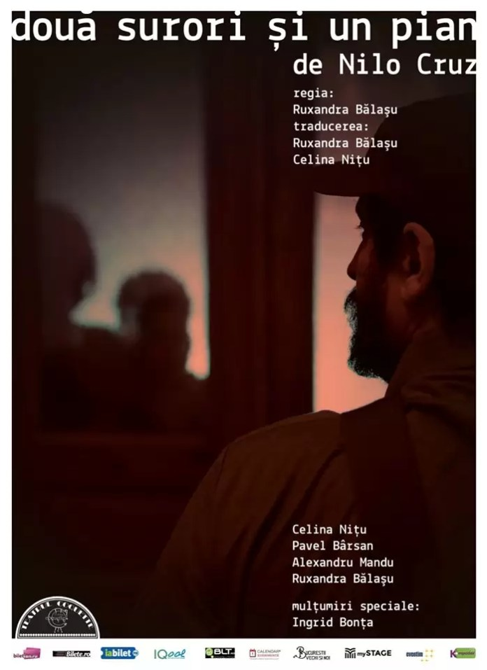 Program teatrul Coquette afiș