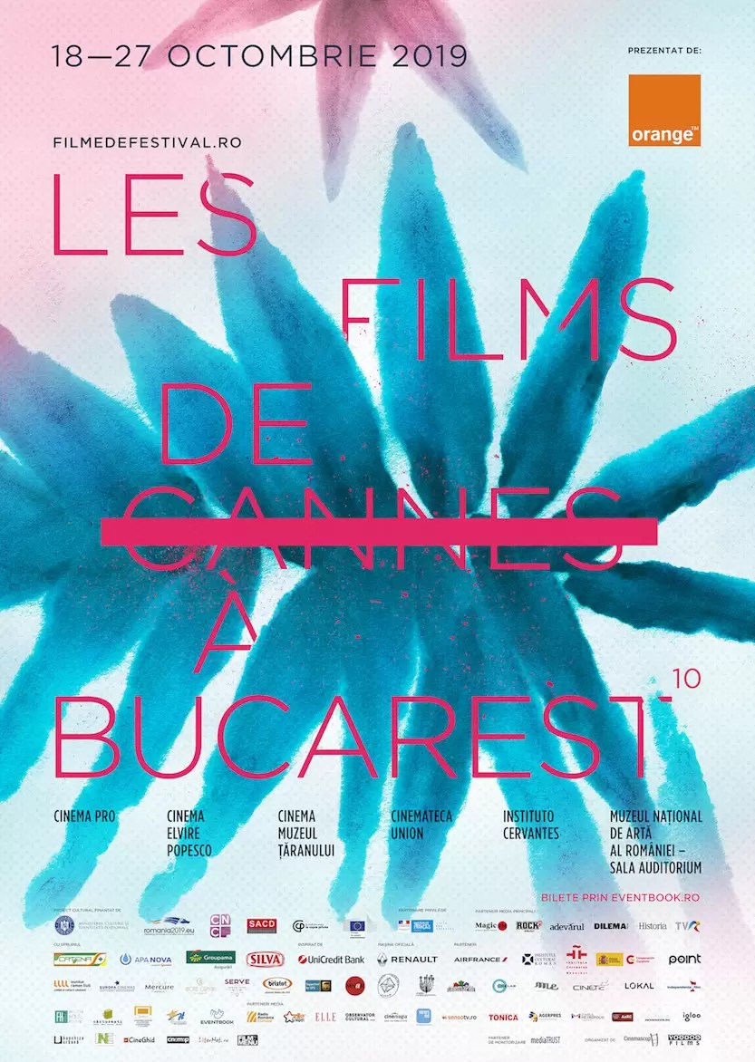 Les Films de Cannes à Bucarest, Juliano Dornelles afiș