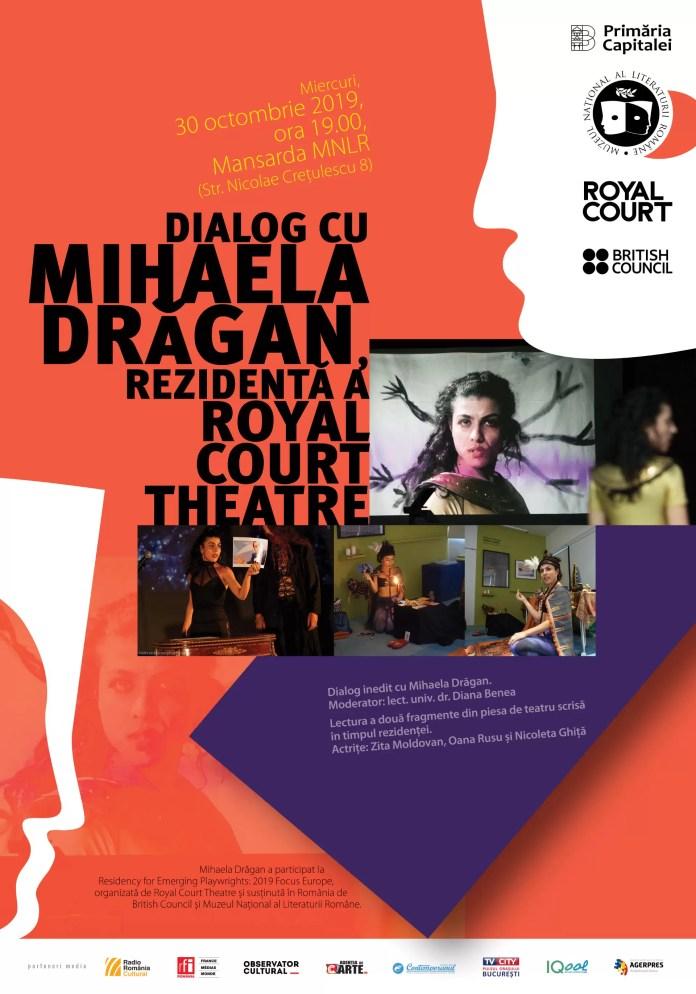 Mihaela Drăgan-afiș