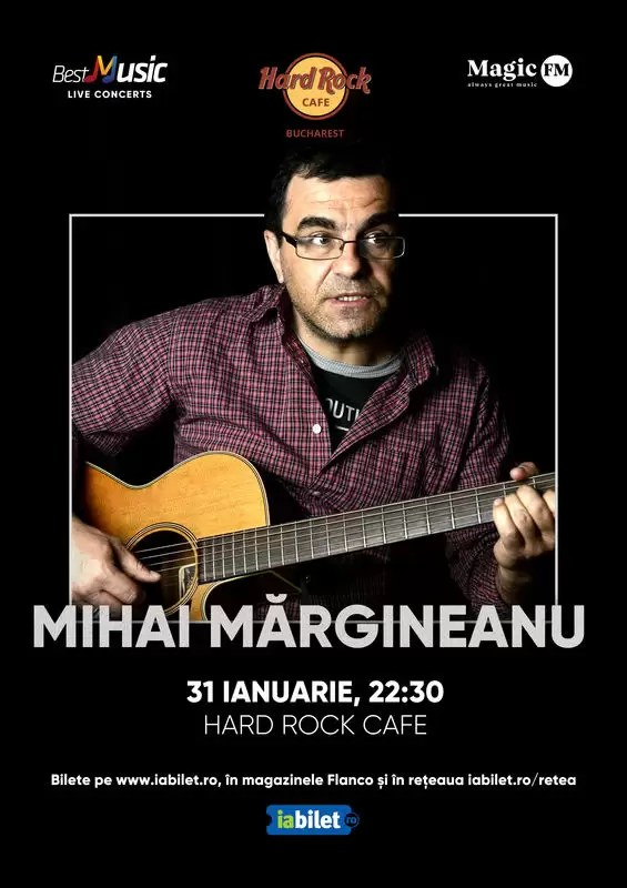 Mihai Mărgineanu afis