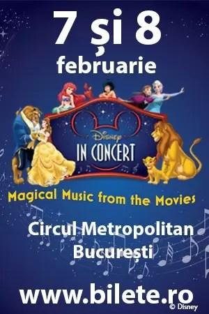 Circul Metropolitan din București, afis