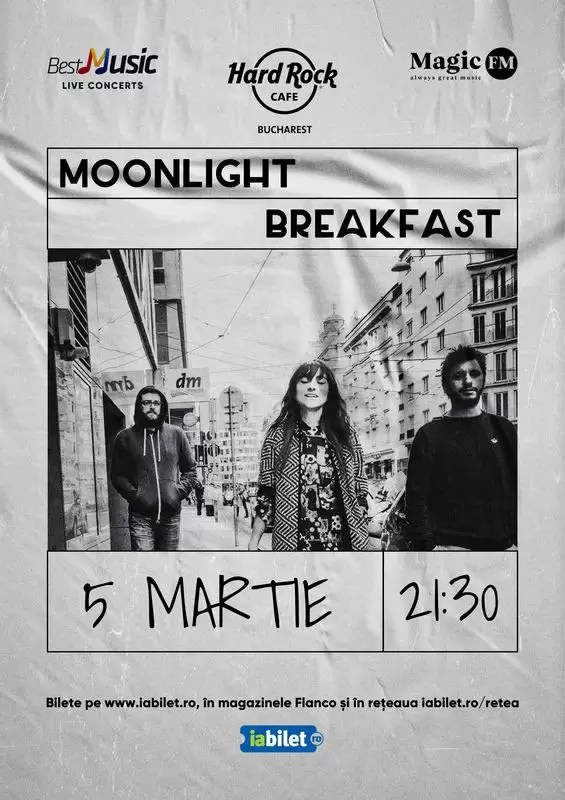 trupa Moonlight Breakfast