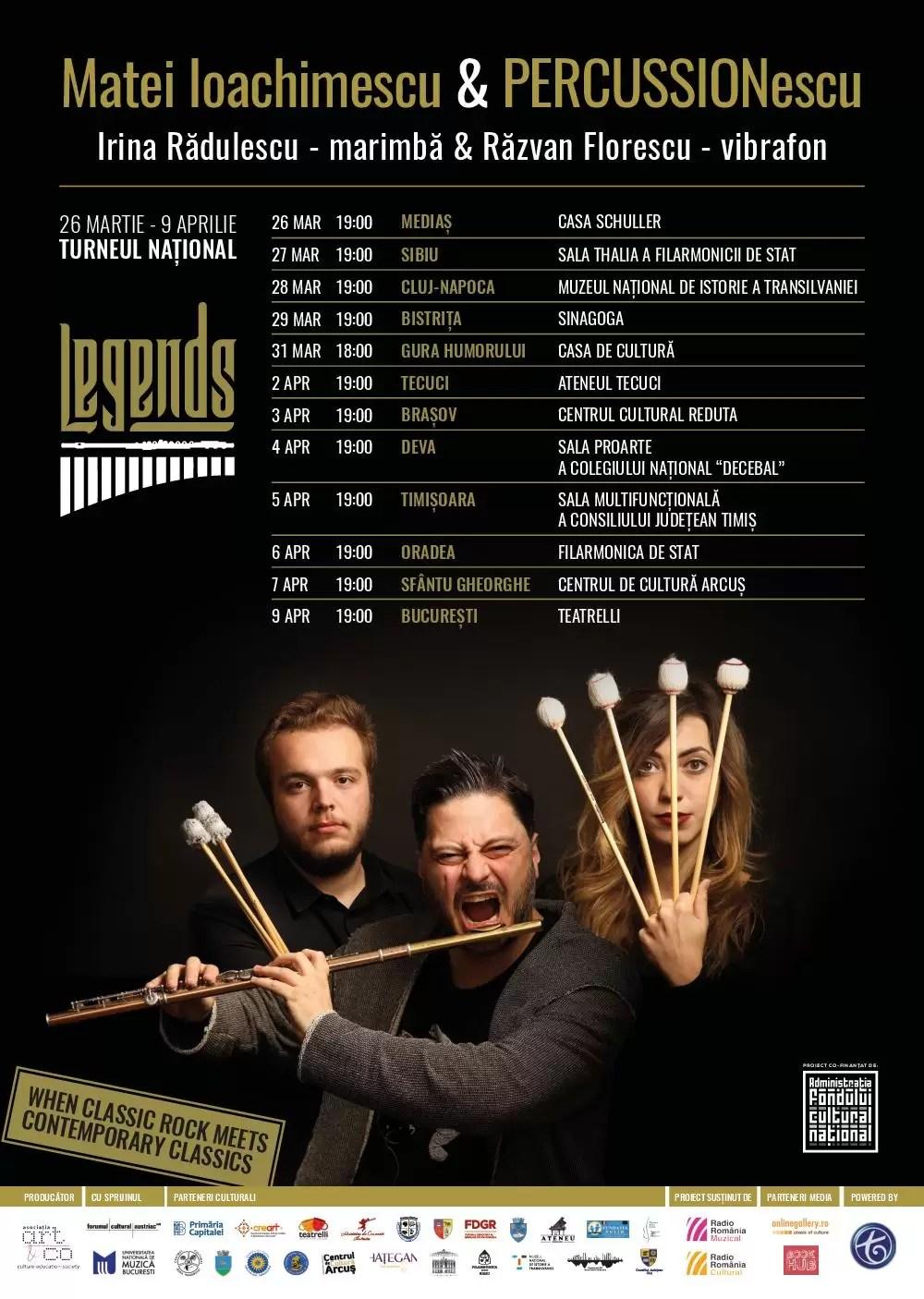 "Turneul Național ""Legends"""