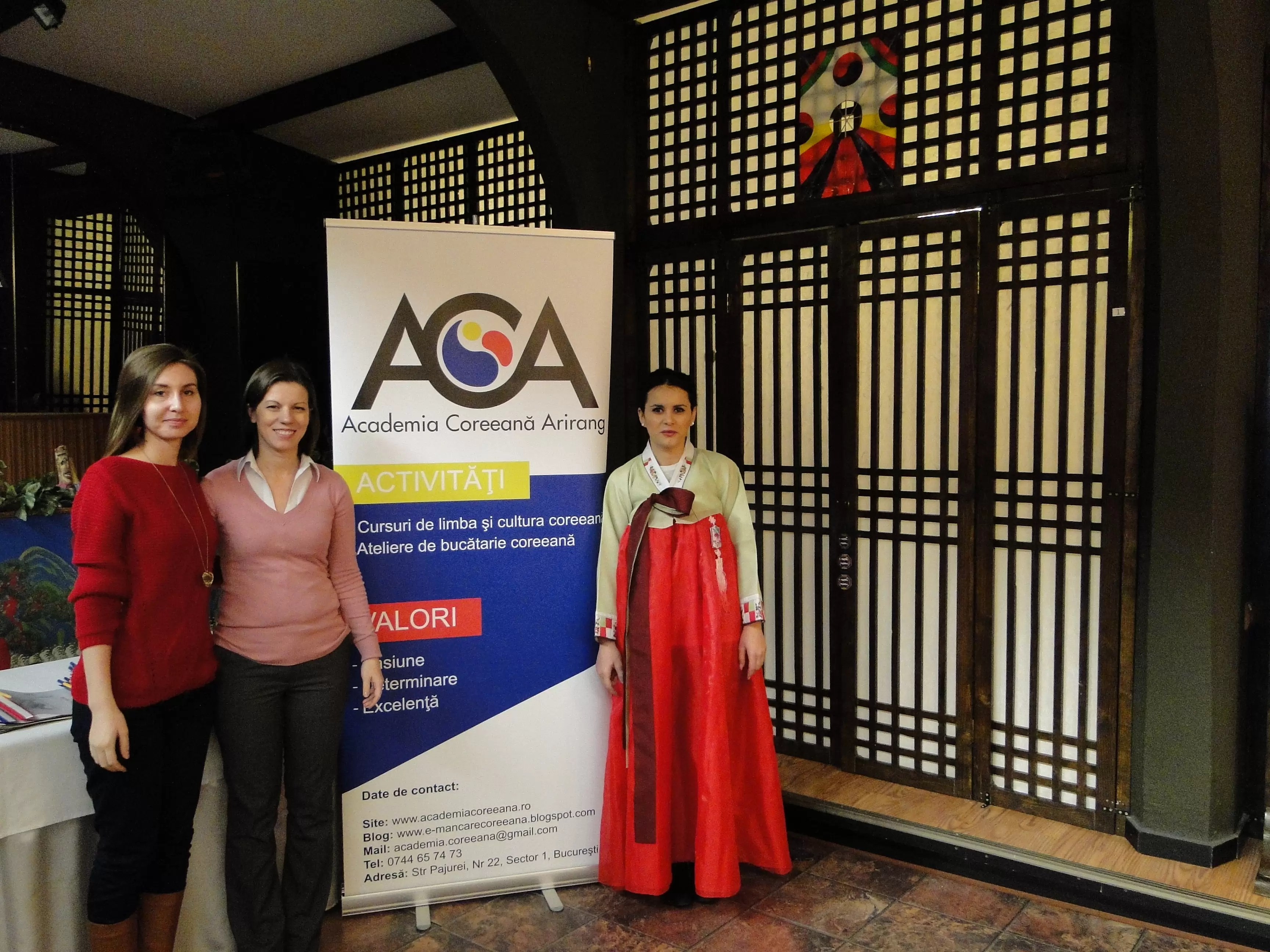 fondatoare Academia Coreeana Arirang Bucuresti