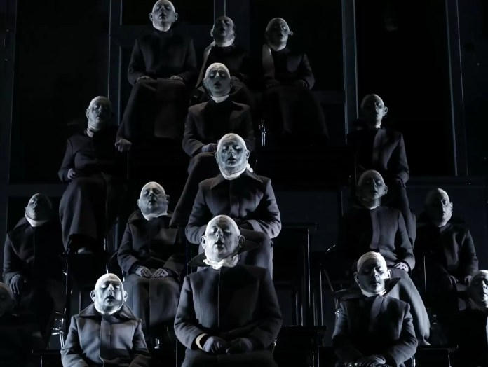 afiș Teatrul Național din Timișoara
