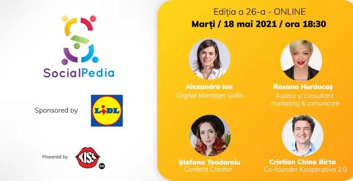Influencer Marketing la SocialPedia 26