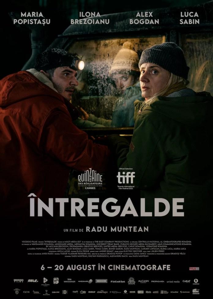 Întregalde - selectionat la cel mai important festival de film din America de Nord