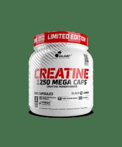 olimp creatine mega caps limited edition  caps