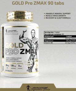 kl gold pro zmax supp