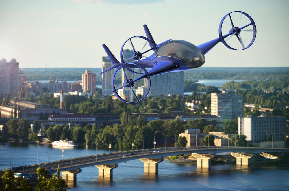 How The Flying Taxi May Finally Realize Our Desire for the Flying Car