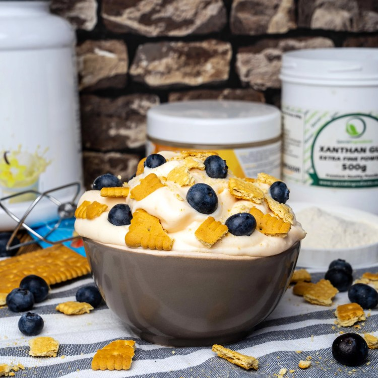 Protein Pudding Fluff | High Volume Protein Pudding