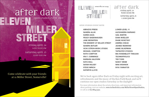 Miller St. Open Studios