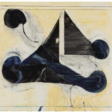 Richard Diebenkorn - Untitled No. 18