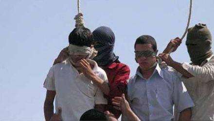 FN experter uppmanar Iran att stoppa avrättningen av minderårig
