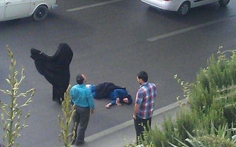 Iran: Självmordstakt på stigande nivå