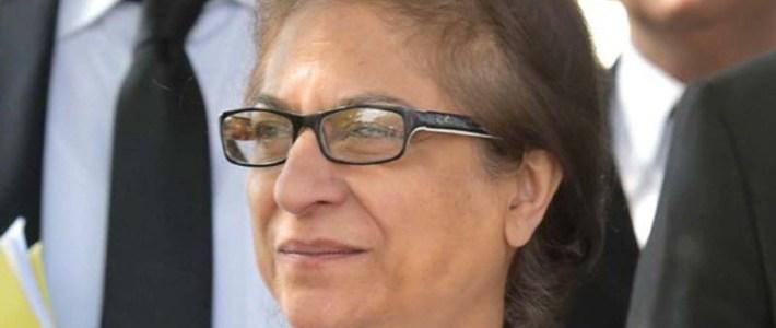 Människorättsaktivist och advokat Asma Jahangir dog