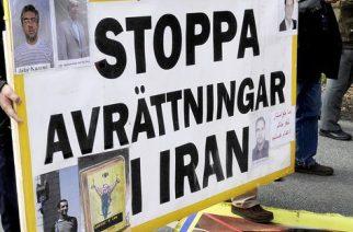 11 fångar avrättade av iranska regimen denna vecka