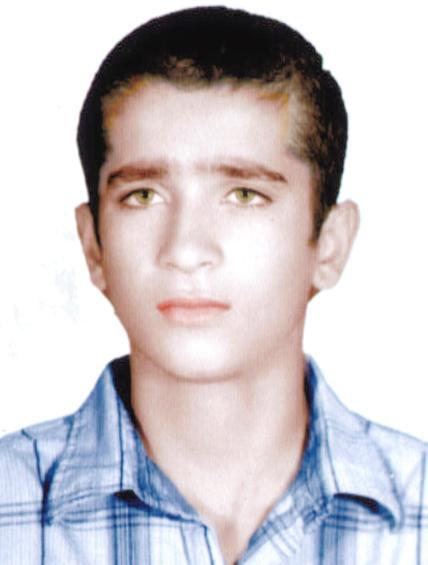 بهنام زارع نوجوانی که اخیرا اعدام شد