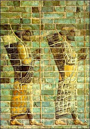 Resultado de imagen de GLAZED BRICKS ANCIENT MESOPOTAMIA