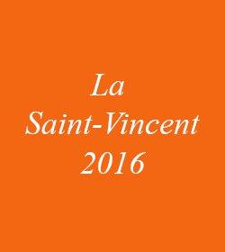 La Saint-Vincent Irancy 2016