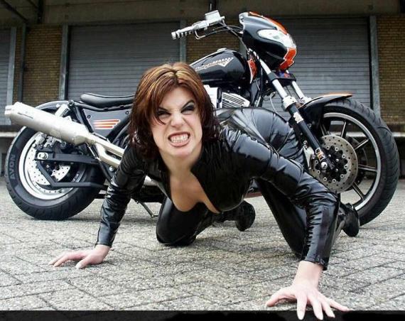 Biker Girls Friday Overdose Army Of The Fallen Bikers
