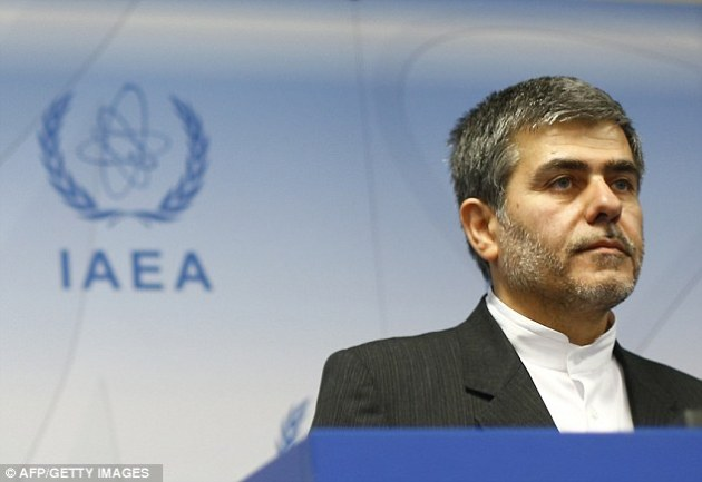 Iran's former head of Atomic Energy Organisation Fereydoon Abbasi. On 29 November 2010, Abbasi survived an terror attempt. A separate bomb attack the same day killed another scientist, Dr. Majid Shahriari.