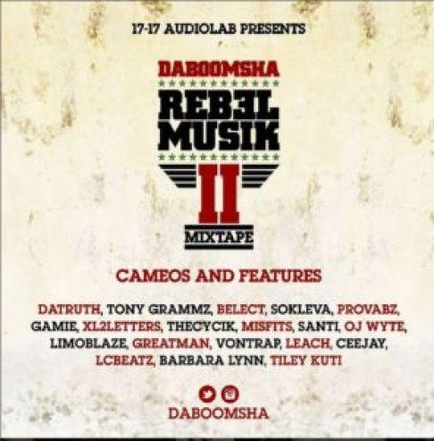 Rebel Music-iRapChrist
