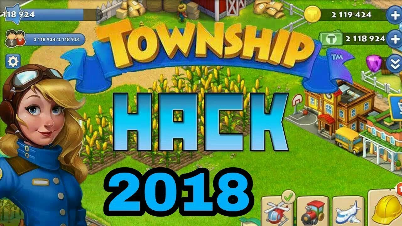 تحميل لعبة Township MOD APK Infinite Money
