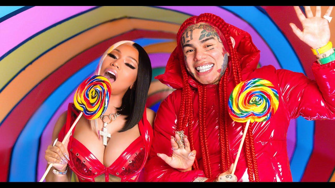 TROLLZ – 6ix9ine & Nicki Minaj – mp3 mp4