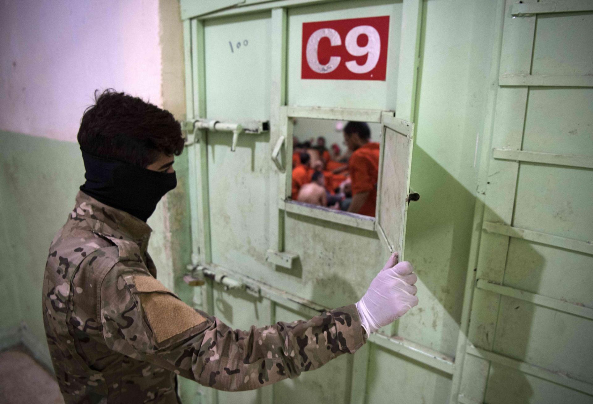 إضراب عن الطعام في أحد السجون العراقية