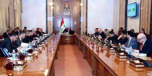 مجلس الوزراء يقرر التصويت على اصلاح نظام رواتب موظفي الدولة بما يقلل التفاوت ويحقق العدالة