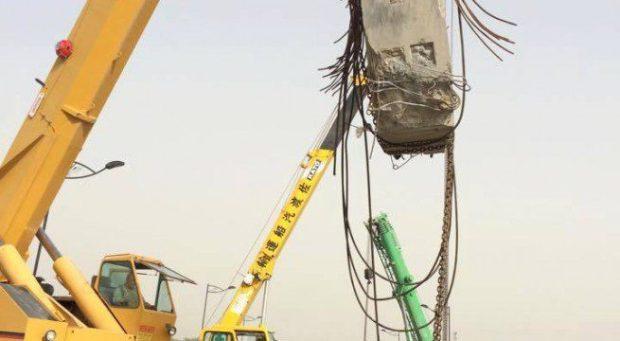 عمليات بغداد تعلن عن قطع مروري لجسر المثنى لمدة يومين