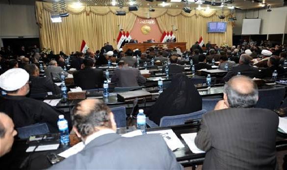 """لبرلمان يصوت على عدم قناعته باجوبة وزير الدفاع والعبادي يعلن رفضا """"للاستجواب السياسي"""""""