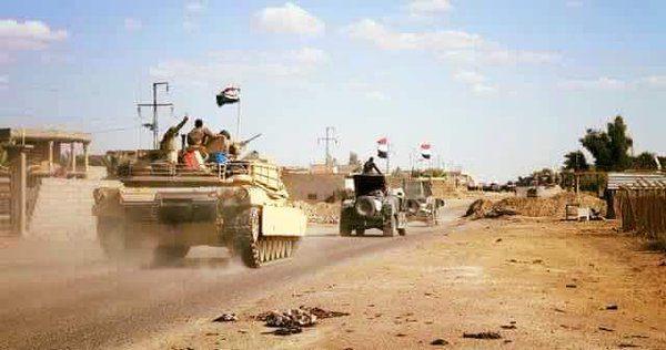 انطلاق عملية عسكرية من محورين جنوب الموصل وتحرير أربع قرى