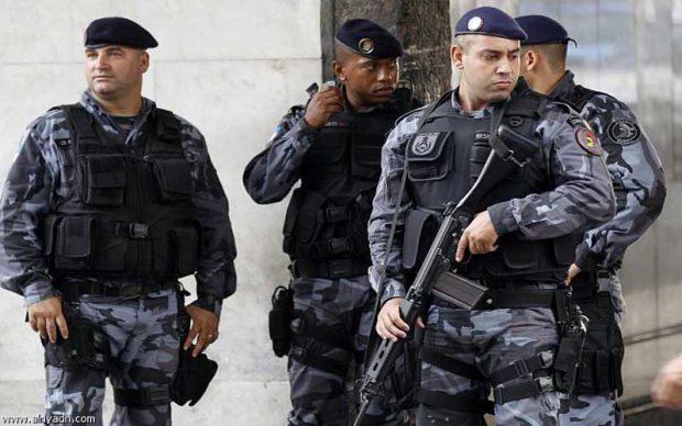 شرطة-البرازيل