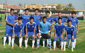 منتخب الشباب يواجه الاولمبي الاردني غدا استعدادا لنهائيات اسيا