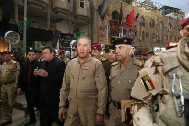 النزاهة النيابية: خالد العبيدي لايمكن ائتمانه على المؤسسة العسكرية