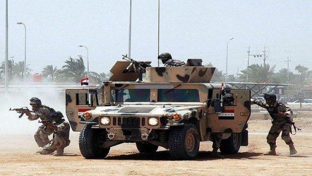 داعش يشن هجوما واسعا شمال تكريت والجيش ينسحب