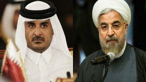 الشيخ تميم بن حمد آل ثاني:العلاقات بين الدوحة وطهران حميمة