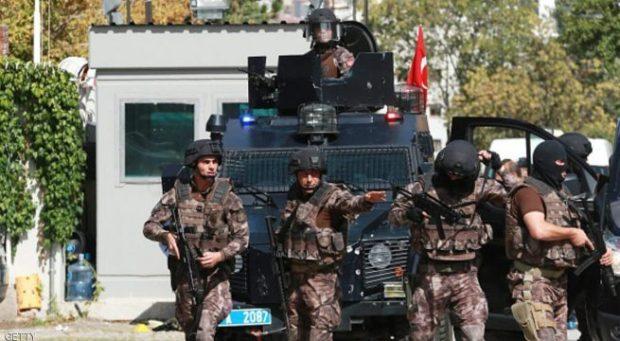تركيا-الرقة
