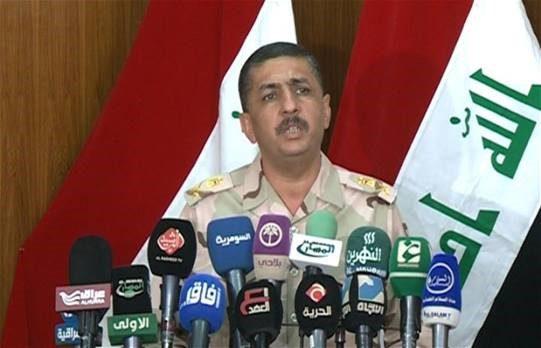 قائد الشرطة الإتحادية :تحرير قرى سروج وحسونه العليا والسفلى والبيضة شمال الشورة.