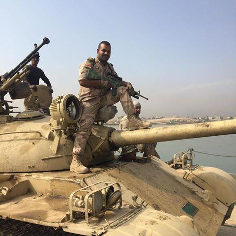 الجنرال الامريكي تاونسند:القوات العراقية تتقدم من عدة محاور باتجاه الموصل