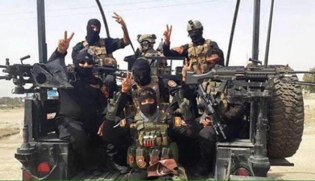 قوات مكافحة الإرهاب البطلة تقتحم حي القدس بأسناد جوي ومدفعي كبير