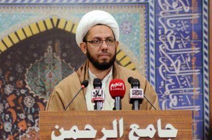 خطيب جمعة بغداد يدعو للتأسي بسياسة النبي محمد في بناء الدولة على أسس اربعة